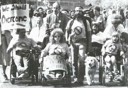 the establishment and roles of the americans with disabilities act The americans with disabilities act of 1990  it outlines the roles and responsibilities for many of our services,  reach out to voices for independence.